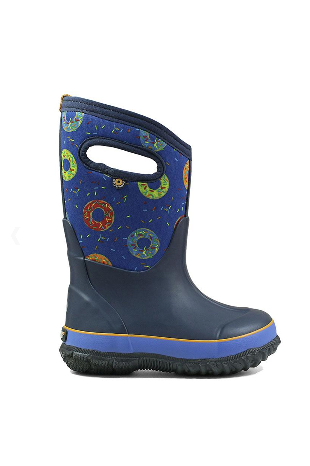 BOGS Classic Donuts Kids Insulated Boots - Main Image
