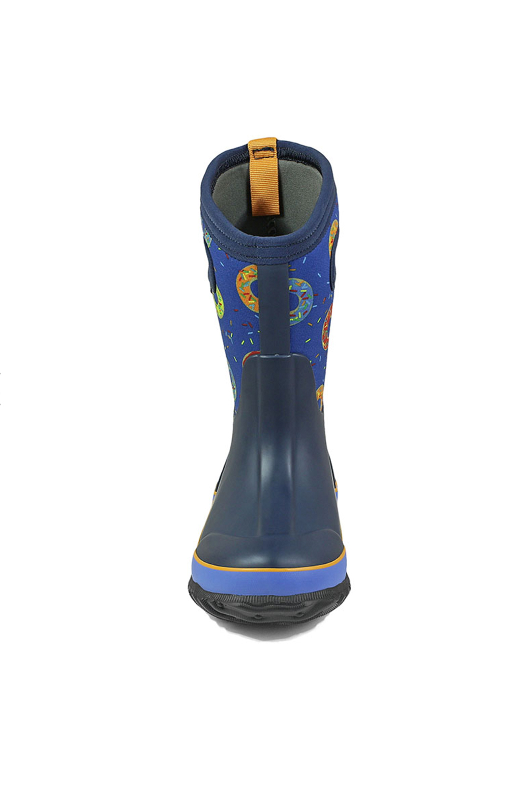 bogs  Classic Donuts Kids Insulated Boots - Side Cropped Image