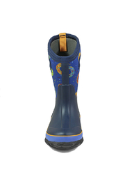 bogs  Classic Donuts Kids Insulated Boots - Side cropped