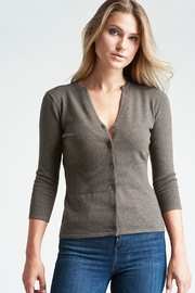 Kersh Classic Fitted Cardigan - Product Mini Image