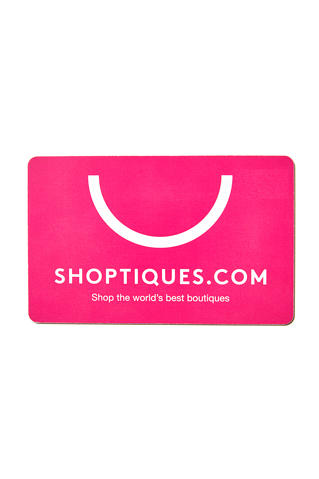 Shoptiques Classic Gift Card - Front Full Image