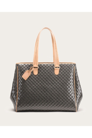 The Birds Nest CLASSIC GRANDE TOTE-CANDY SMOKE - Front cropped