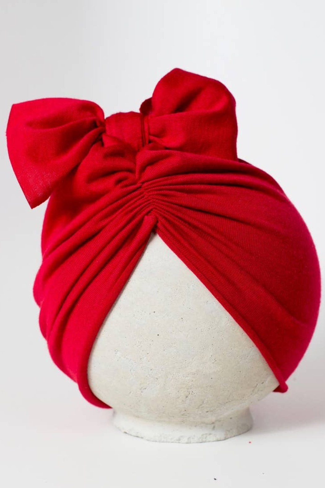 BluTaylor Classic Head Wrap Hat - Front Cropped Image