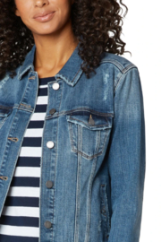 Liverpool  Classic Jean Jacket - Side cropped