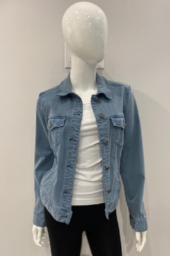 Liverpool Classic jean jacket LM1004 - Product List Image
