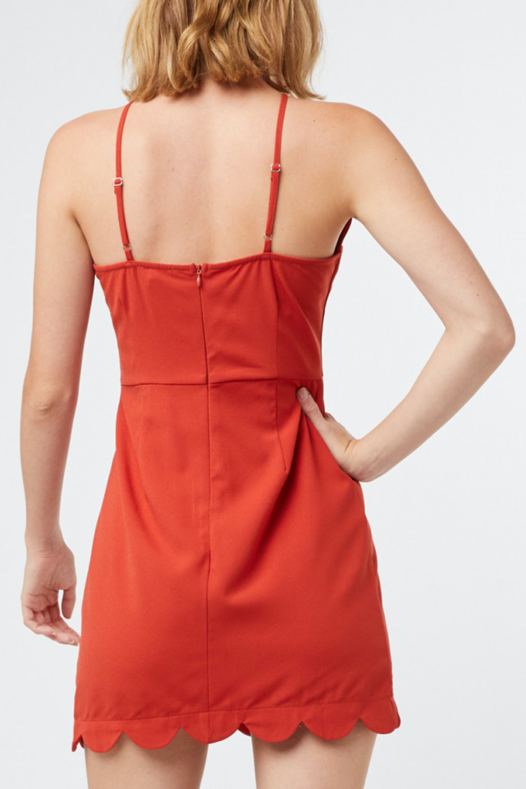 entro  Classic Love dress - Front Full Image
