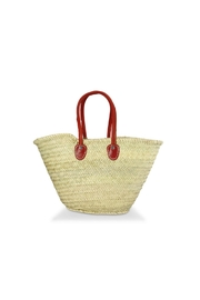 Jeanne Beatrice Classic Market Basket - Front cropped
