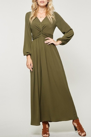 Andree by Unit Classic Maxi dress - Product Mini Image