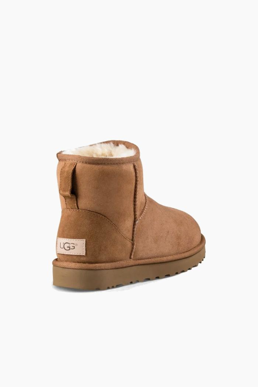 Ugg Classic Mini Boot - Back Cropped Image