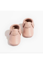 Freshly Picked Classic Mocc - Blush - Front cropped