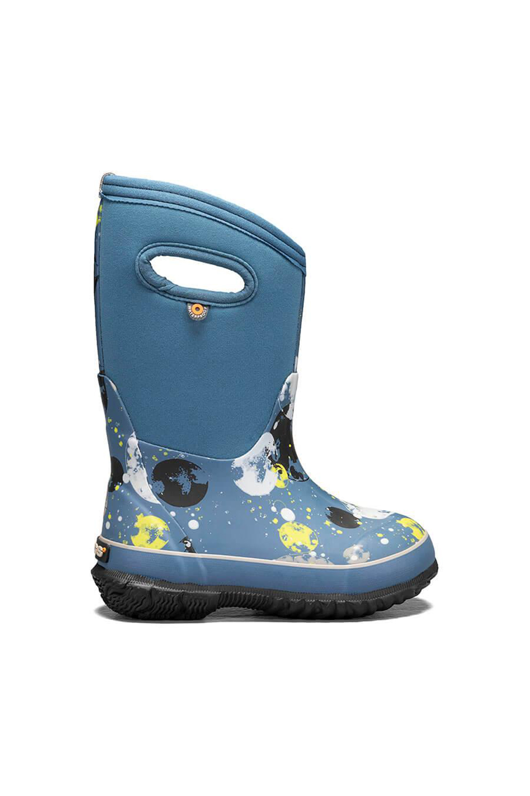 bogs  Classic Waterproof Winter Boots - Moons - Main Image