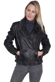Scully Classic Moto Jacket - Product Mini Image