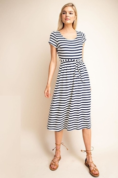 Shoptiques Product: Classic Navy Stripes