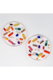 Tart by Taylor Classic Pill Coaster - Product Mini Image