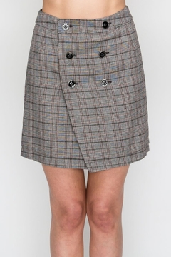 Shoptiques Product: Classic Plaid skirt