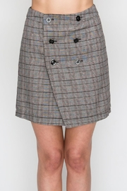 HYFVE Classic Plaid skirt - Product Mini Image