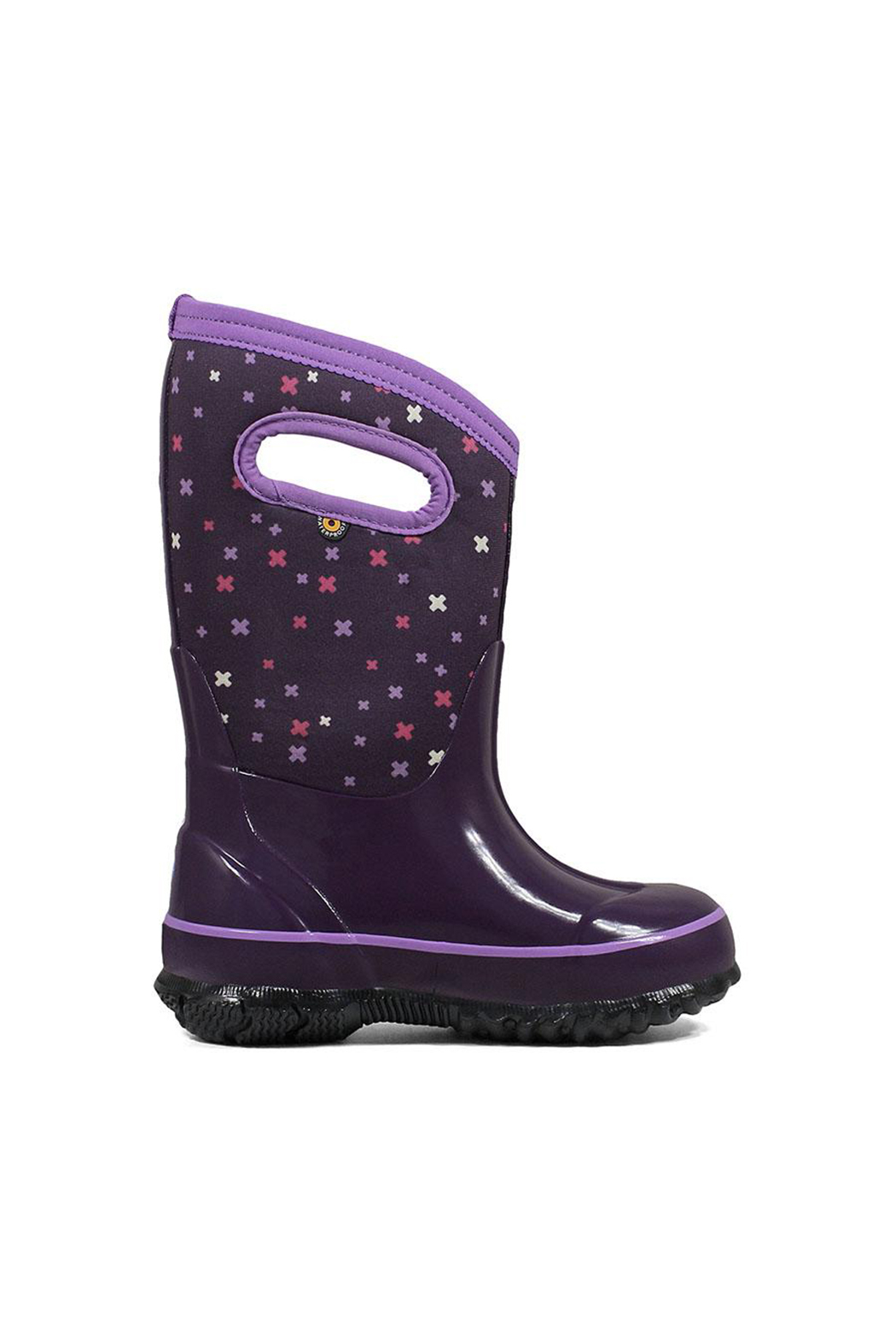 BOGS Classic Plus Kids Insulated Boots - Main Image