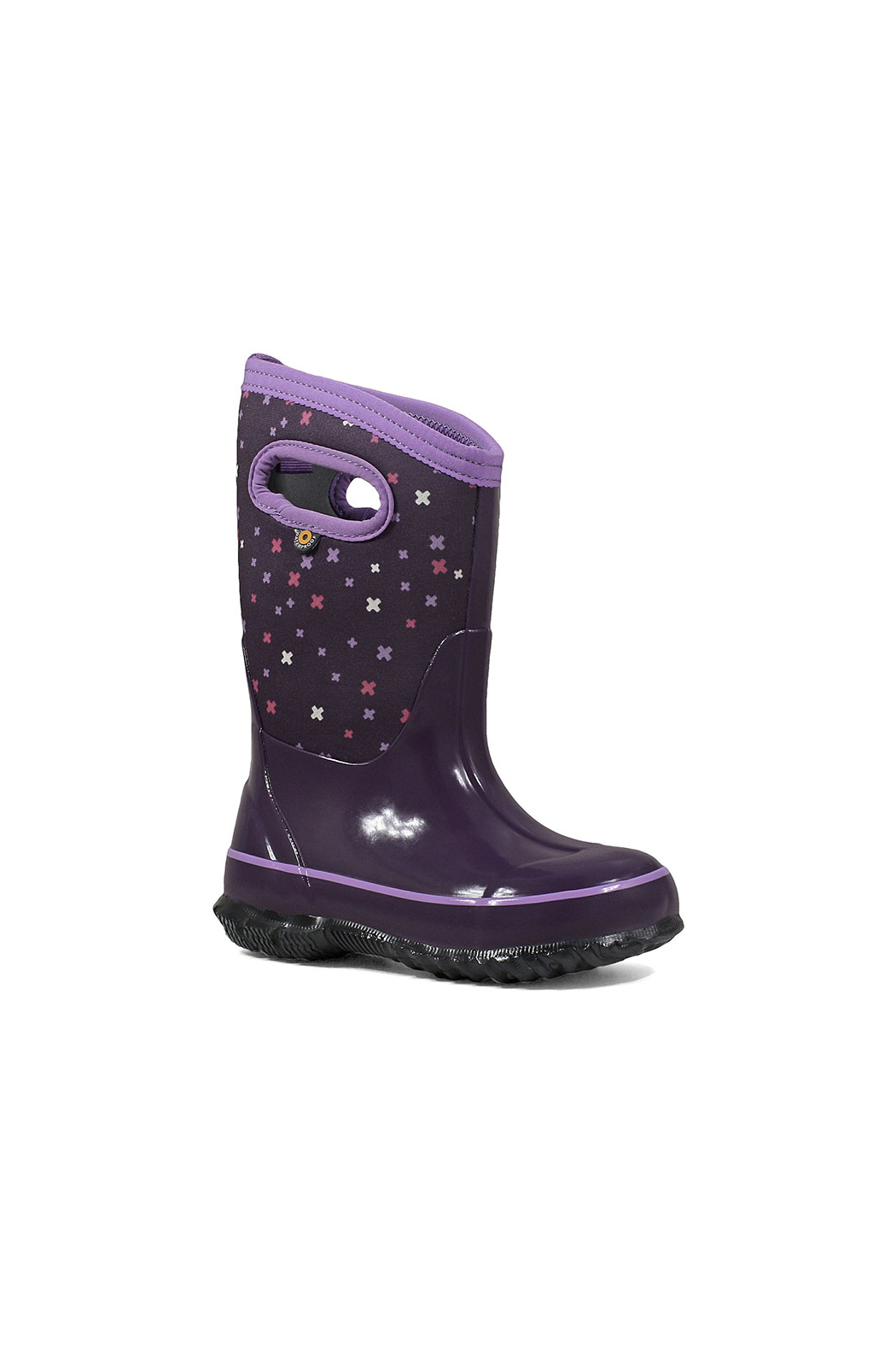 BOGS Classic Plus Kids Insulated Boots - Front Full Image