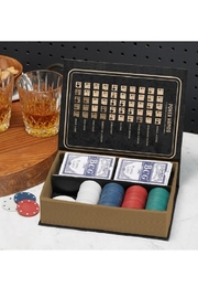 Two's Company Classic Poker Set - Product Mini Image