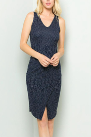 ActingPro Classic Polka Dot Dress - Product Mini Image
