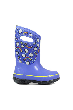 BOGS Classic Rainbow Kids Insulated Boots - Product List Image