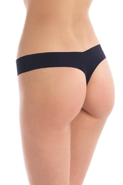 Commando Classic Seamless Thong - Front full body