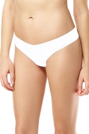 Commando Classic Seamless Thong - Front cropped