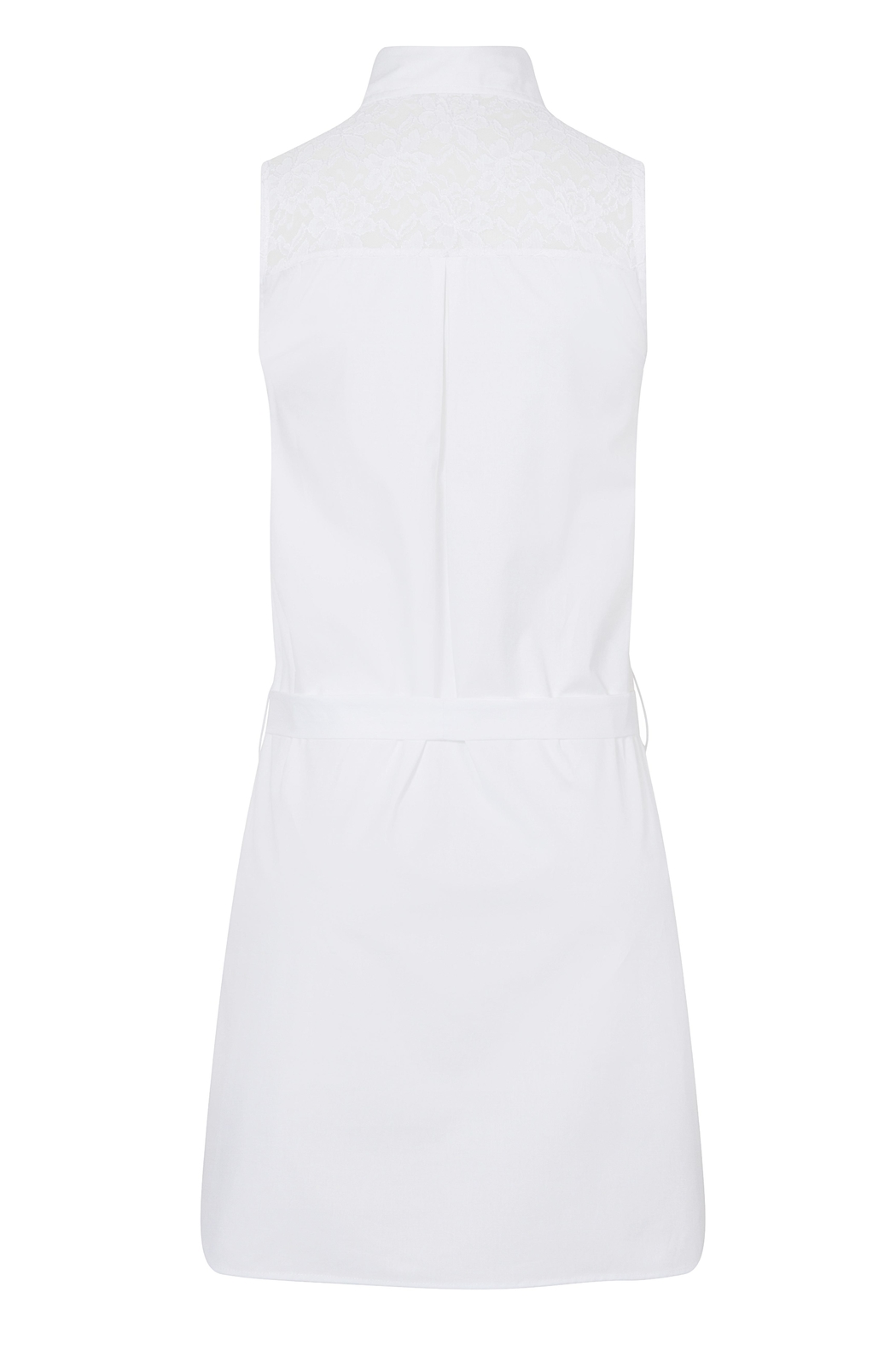 Sophie Cameron Davies Classic Shirt Dress - Side Cropped Image
