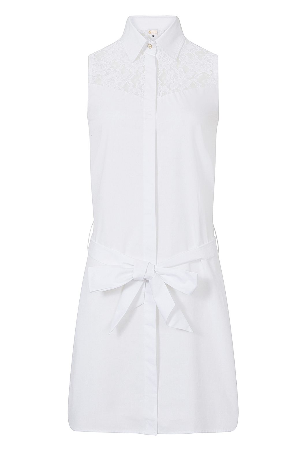 Sophie Cameron Davies Classic Shirt Dress - Front Full Image