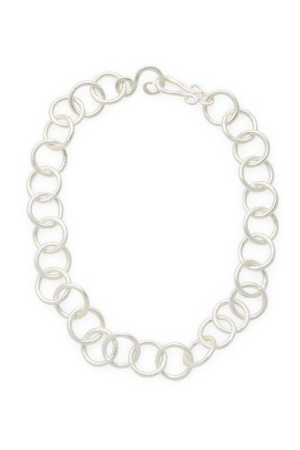 Stephanie Kantis Classic Silver Necklace - Main Image