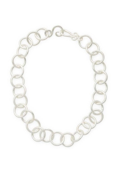 Stephanie Kantis Classic Silver Necklace - Alternate List Image