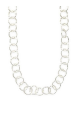 Stephanie Kantis Classic Silver Necklace - Product List Image