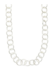 Stephanie Kantis Classic Silver Necklace - Front cropped