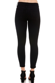 just black Classic Skinny Jean - Side cropped