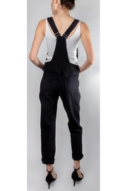 Love Tree Classic Slim-Leg Overalls - Side cropped