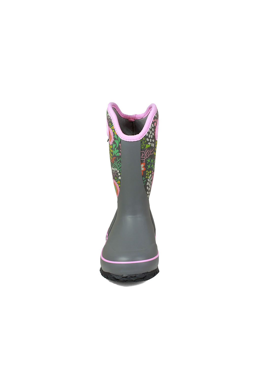 BOGS Classic Slushie Reef Kids Insulated Boots - Side Cropped Image