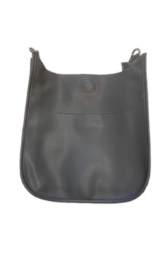 Ah!dorned Classic Soft Faux Leather Messenger (STRAP NOT INCLUDED) - Alternate List Image