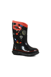 BOGS Classic Space Kids Insulated Boots - Front cropped