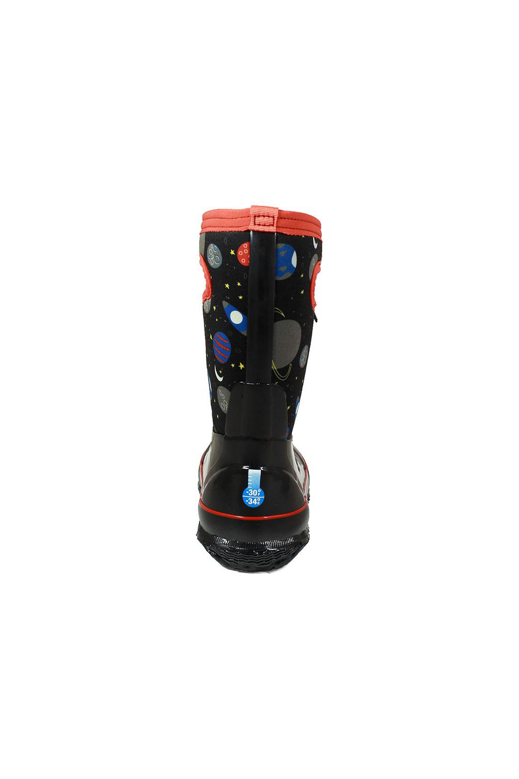BOGS Classic Space Kids Insulated Boots - Side Cropped Image