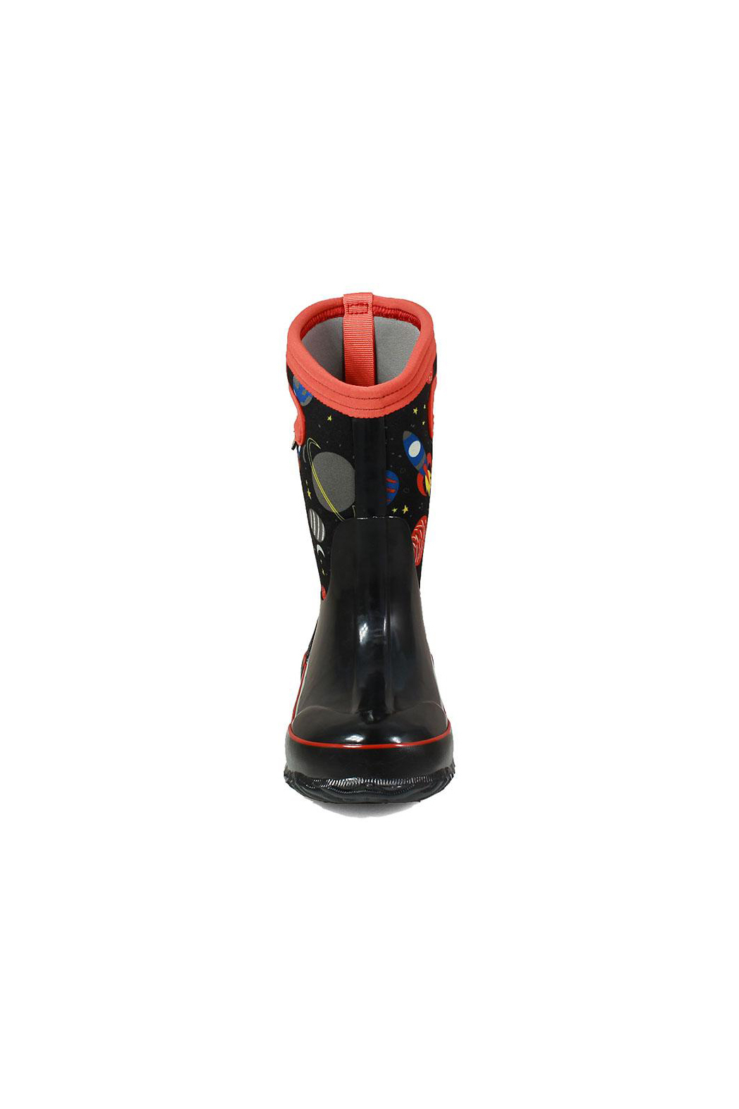 BOGS Classic Space Kids Insulated Boots - Front Full Image