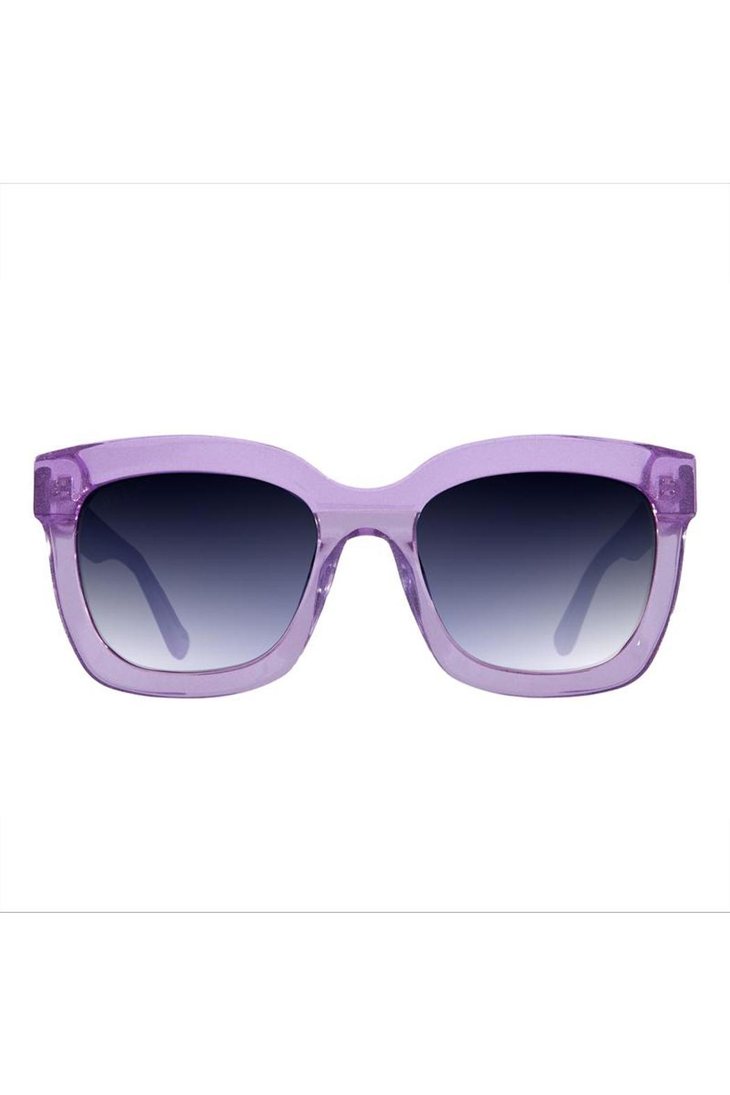 Diff Eyewear Classic Square-Framed Sunglasses - Front Cropped Image