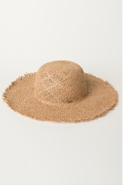 O'Neill Classic Straw Sunhat - Front cropped