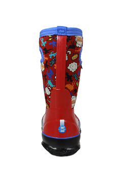 BOGS Classic Super Hero Kids Insulated Boots - Alternate List Image