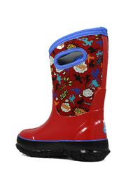 BOGS Classic Super Hero Kids Insulated Boots - Other