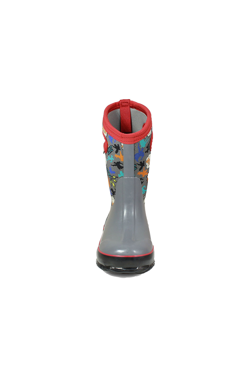 BOGS Classic Superhero Kids Insulated Boots - Side Cropped Image