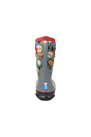 BOGS Classic Superhero Kids Insulated Boots - Back cropped