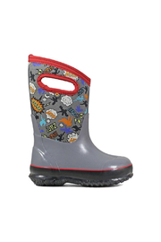 BOGS Classic Superhero Kids Insulated Boots - Front cropped