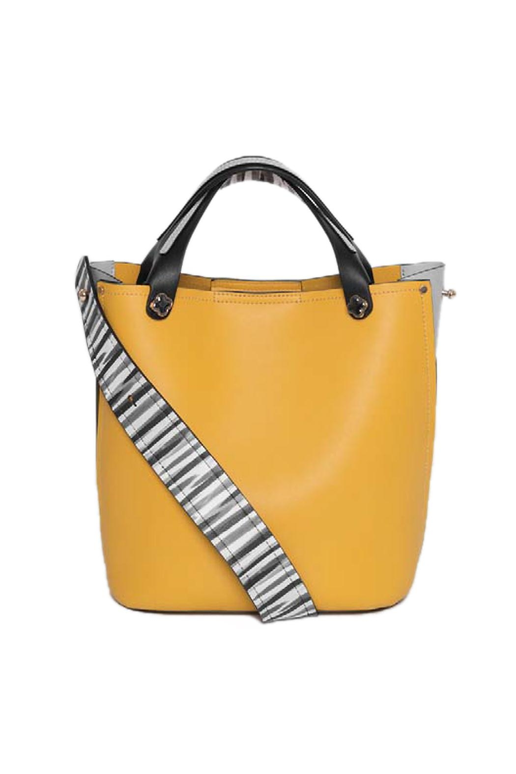 INZI Classic Tote - Front Cropped Image