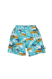 Green Sprouts Classic Trunks with Built-in Reusable Absorbent Swim Diaper - Product Mini Image