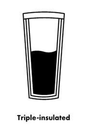 Corkcicle Classic Tumbler-24oz - Back cropped